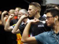 Darts Profis auf der Pro Tour