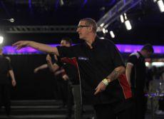 Paul Hogan qualifizierte sich für die UK Open