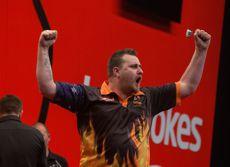 Rhys Mathewson besiegt völlig überraschend James Wade in der ersten Runde der Sydney Darts Masters