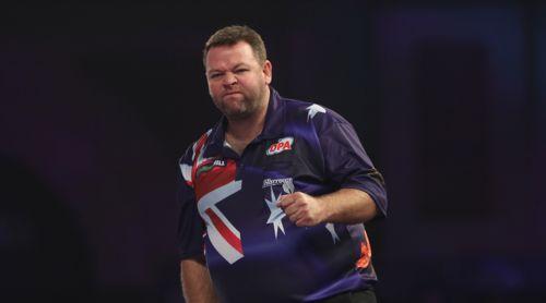 Darts WM 2018 Gordon Mathers