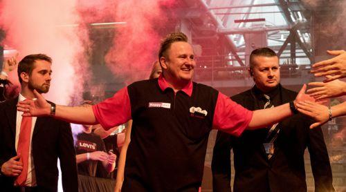 Rene Berndt qualifizierte sich zweimal in Folge für ein Turnier der European Tour
