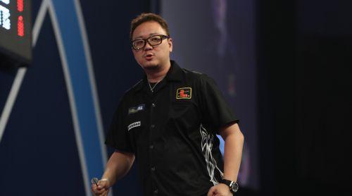 Darts WM 2018 Seigo Asada