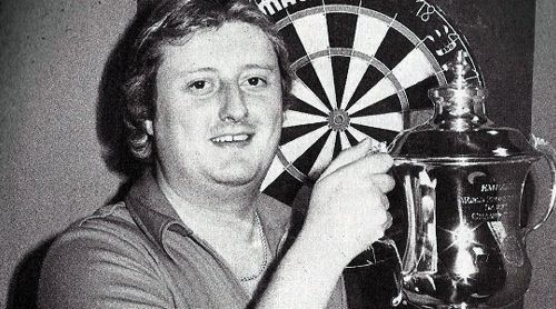 Eric Bristow 1985