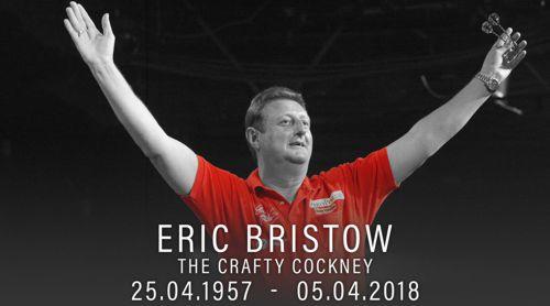 Eric Bristow 1957-2018