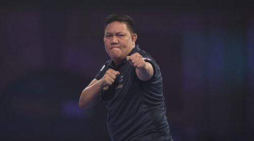 PDC Darts WM Noel Malicdem