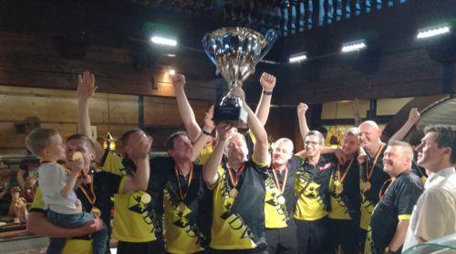 Der BDWV holt den Länderpokal der Herren