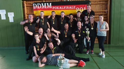 DC Kroko Eifel holt DDV-Verbandspokal