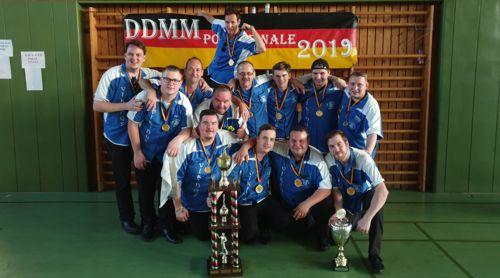 The Vikings Berlin holen DDV-Pokal