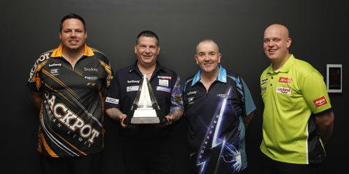 Finale der Premier League Darts