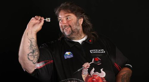 Andy Fordham Dartspieler