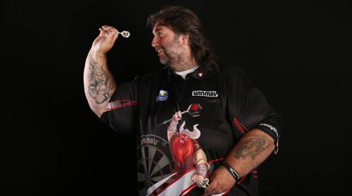 Andy Fordham Darts Weltmeister 2004