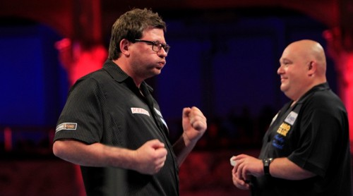 Andy Smith und James Wade