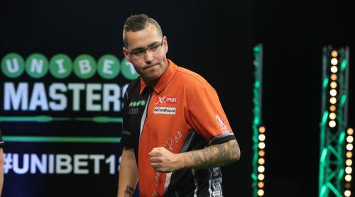 Benito van de Pas zeigte die schwächste Leistung aller Masters-Teilnehmer