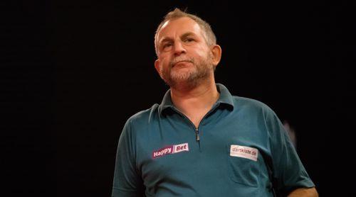 Dartspieler Bernd Roith