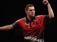 Grand Slam of Darts Berry van Peer