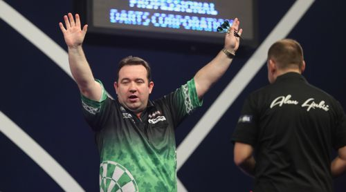 Darts WM 2018 Brendan Dolan