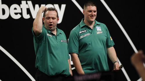 Brendan Dolan und Daryl Gurney gehen für Nordirland beim World Cup an den Start