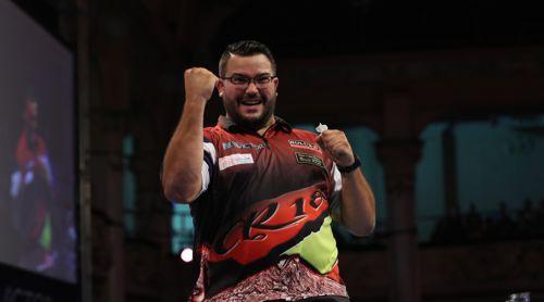Cristo Reyes lieferte bei seiner World Matchplay Premiere eine bärenstarke Leistung ab
