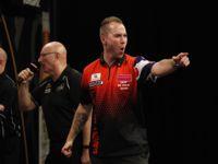 Danny Noppert überraschte alle Experten mit herausragenden Leistungen beim Grand Slam of Darts