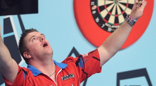 World Matchplay Daryl Gurney
