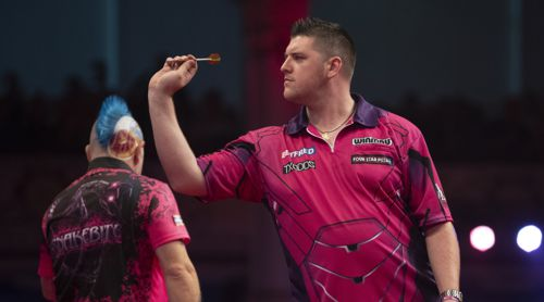 Daryl Gurney PDC World Matchplay