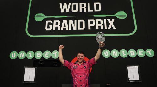 Daryl Gurney World Grand Prix Champion 2017