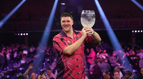 Daryl Gurney gewinnt den World Grand Prix 2017