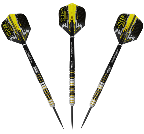 Dave Chisnall Harrows Darts - 3d Grafik