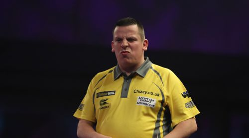 Darts WM 2018 Dave Chisnall