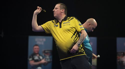 Dave Chisnall ohne Probleme gegen Rob Cross