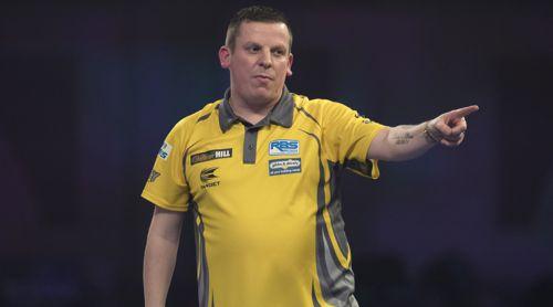 Darts Weltmeisterschaft Dave Chisnall