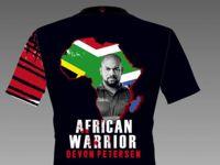 Devon Petersen ist ab sofort der African Warrior