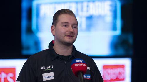 Dimitri Van den Bergh im Interview