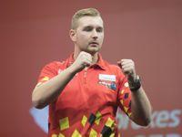 PDC World Series Finals Dimitri van den Bergh