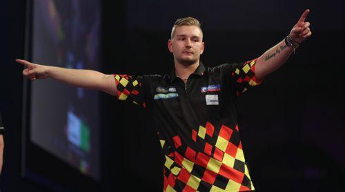 Darts WM 2018 Dimitri van den Bergh