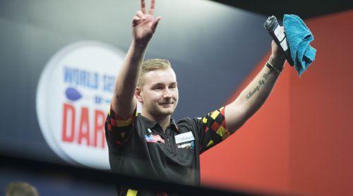 Dimitri Van den Bergh - World Series of Darts