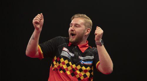 Van den Bergh gewinnt das World Matchplay 2020