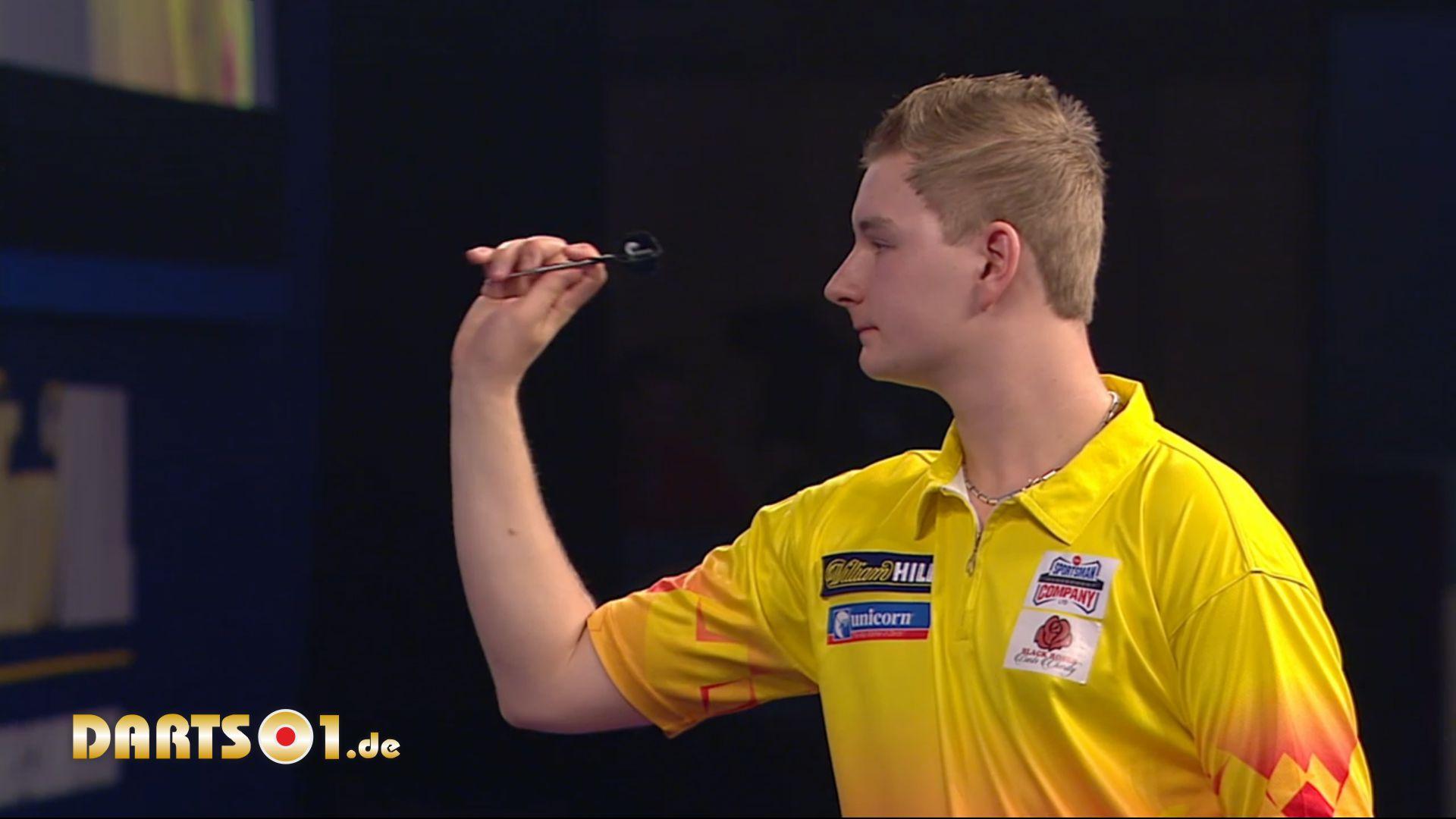 Dimitri Van Den Bergh Darts