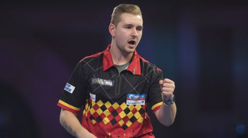 Dimitri Van den Bergh WM