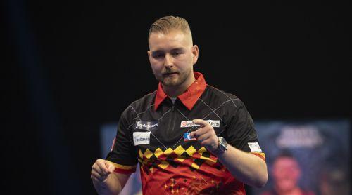 Dimitri Van den Bergh World Grand Prix 2020