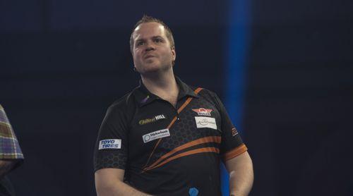 Dirk van Duijvenbode ist raus