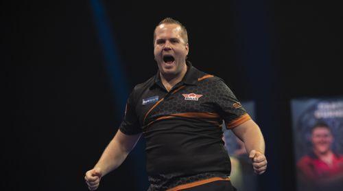 Dirk van Duijvenbode erreicht sein erstes Major-Halbfinale