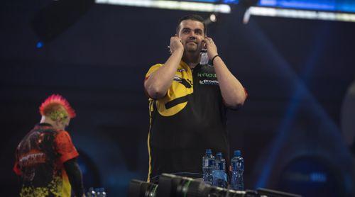 Gabriel Clemens besiegt Weltmeister Peter Wright
