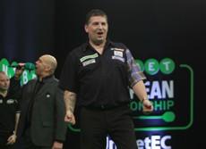 Gary Anderson European Darts Championship