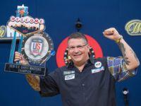 Gary Anderson gewinnt die US Darts Masters