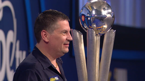 Gary Anderson Weltmeister 2016