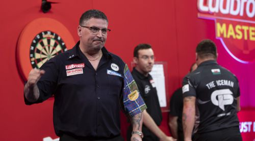 Gary Anderson besiegt Gerwyn Price locker
