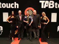 Gary Anderson gewinnt die Perth Darts Masters