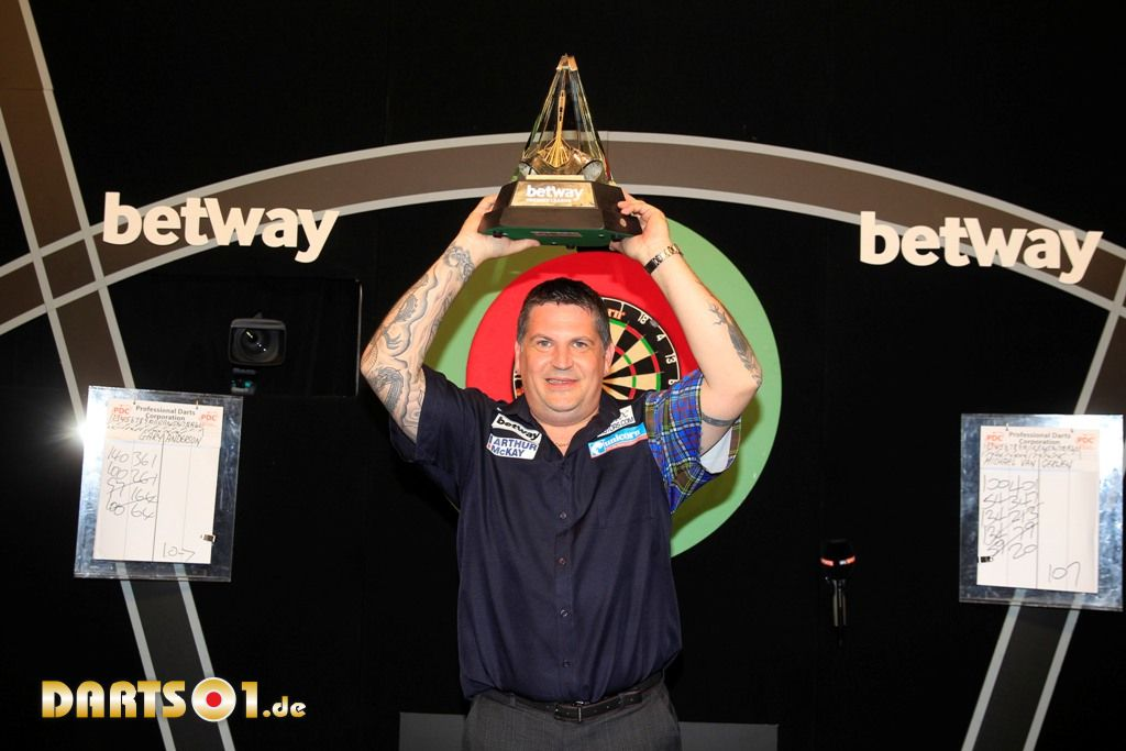 premier league darts latest