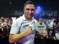 Michael van Gerwen zeigte beim European Darts Matchplay 2018 einmal mehr seine Ausnahmestellung